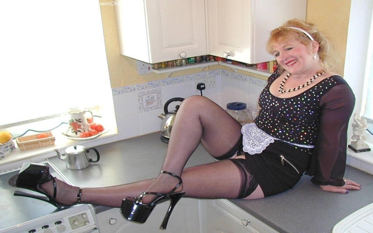 Ein Seitensprung mit einer Hausfrau